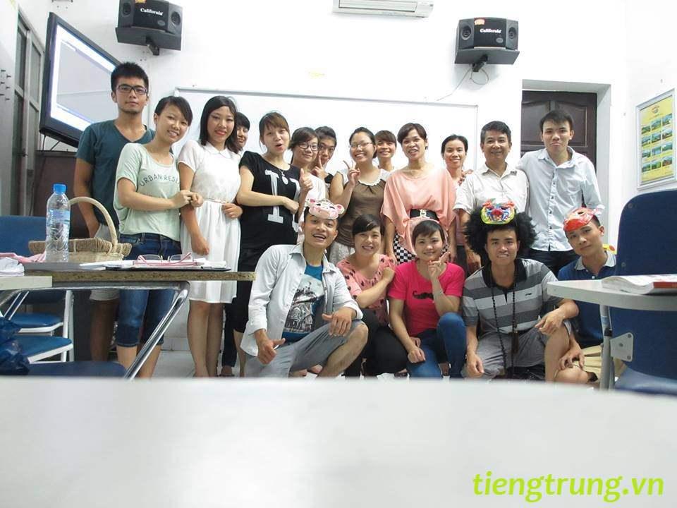 Các lớp khai giảng hán ngữ 2